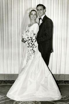 1960's newlyweds