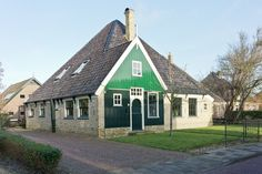 Old Farm Houses, Stables, Farm Life, Old And New, Netherlands, Holland, Dutch, Garage, Barn