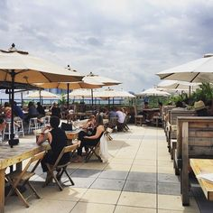 Best NYC Rooftop Brunches and What You're Ordering at Them