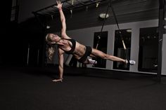 This is our very own designed class TRX yoga fusion TRXASANA. Make a huge contribution to your stability, durability and all-around movement with the TRX Yoga Fusion Workout. It's in this class we...