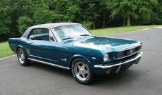1966 Ford Mustang - Used Cars for Sale - Carsforsale.com