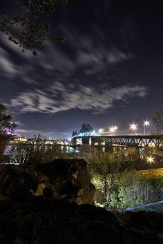 Pont Jacques Cartier, Montréal
