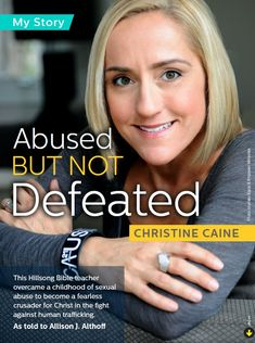 Christine Caine: 'Impossible is Where God Starts'