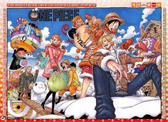 One Piece 811 - Page 1