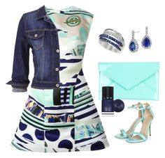 Outfit Primavera by johana-quijanocortes on Polyvore featuring polyvore, fashion, style, Kenzo, maurices, Tiffany & Co., Blue Nile, Effy Collection and LVX