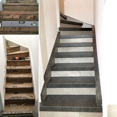 kellertreppen sicher gestalten und versch nern alte treppe neu gestalten pinterest. Black Bedroom Furniture Sets. Home Design Ideas
