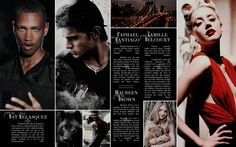 Downworlders Pt. 2 #Downworlders #TMI #TID