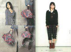 AKB48,SKE48,NMB48,HKT48【おしゃれ総選挙!/Fashion Book】 - voz_48 (48).jpg - Minus