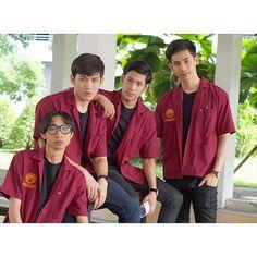 Thai Drama, Boy Pictures, Drama Series, Korean Celebrities, Squad Goals, Series Movies, Fujoshi, Asian Men, Pretty Boys