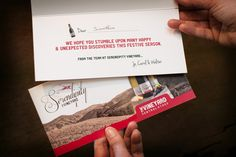 Serendipity Vineyard Christmas Cards
