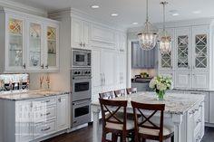 Traditional Kitchen by Drury Design Kitchen & Bath Studio, via Flickr