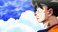 Intro Goku en la nube voladora y sus amigos. #dragonballz  #volando