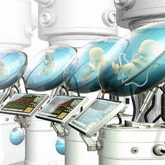 #Artificial Wombs Are Coming....