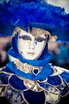 Paris's Venetian Carnival  ~ Vincent Montibus
