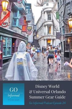 Get the gear to help you beat the heat and rain at Disney World and Universal Orlando. Essential Orlando summer gear to buy before your trip. Orlando Travel, Orlando Vacation, Orlando Resorts, Orlando Florida, Central Florida, Disney Cruise Tips, Walt Disney World Vacations, Best Vacations, Disney Travel