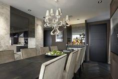 The Netherlands / The Hague / Private Residence / Dining Room / Avalon / Cravt / Mondrian / Bod'or / Studio DL / Eric Kuster / Metropolitan Luxury