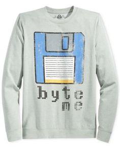 American Rag Men s Graphic-Print Sweatshirt c3549cdb50dbc