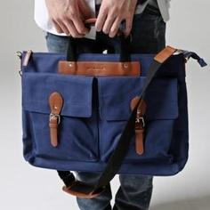 Blue bag #men