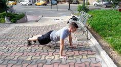 Nerd Fitness: Playground Workout
