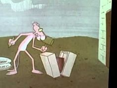 1971 Post Pink Panther Flakes cereal TV commercial