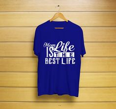 Mom Life Is The Best Life Relaxed T-Shirt #momlifet-shirt #momlifeshirt #thebestlifet-shirt #thebestlifeshirt #bestlifeshirt #bestlifet-shirt #mothersdayt-shirt #mothersdayshirt #mothersdaytee #t-shirt #shirt #customt-shirt #customshirt #menst-shirt #mens