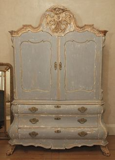 #armoire #upcycle #recycle #reuse #painted #interior #design #shabbychic