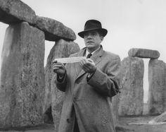 Written on ancient stones - Night of the Demon (1957)