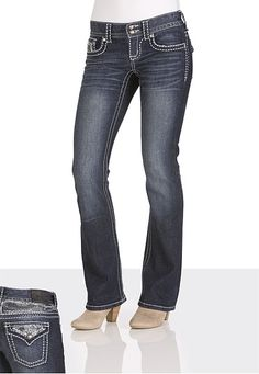 Maurices Premium Surplus Bling Jeans  Just bought and totally cute!!
