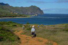 Hike Mahaulepu on Kauai. Article by Lee Morey.