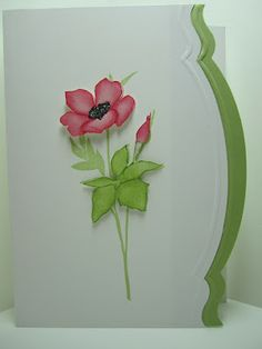 Fabulous Florets ~ beautiful card