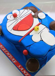 1000 Images About Doraemon Cakes On Pinterest Doraemon