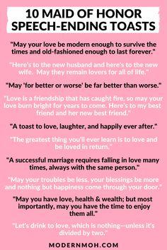 Bridesmaid Speech Examples, Bridesmaid Speeches, Sister Wedding Speeches, Bridesmaids, Matron Of Honor Speech, Matron Of Honour, Wedding Speech Quotes, Wedding Toast Speech, Bride Speech