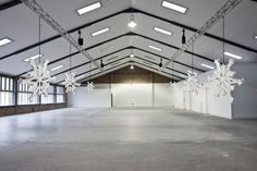 Oval Space, Warehouse Wedding Venue London, UK