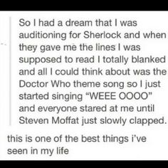 SO IM NOT THE ONLY ONE WHO SINGS THE DW INTRO????