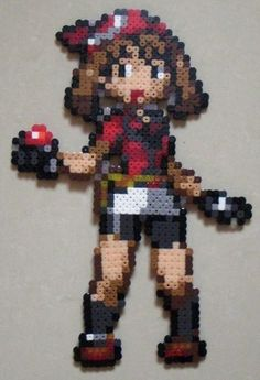 May - Pokemon - Perler Beads by MandyNeko.deviantart.com on @deviantART