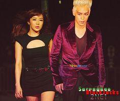 t.o.p bom | Top And Bom #2NE1