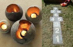 29 sätt att ha kul med betong!