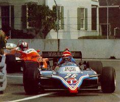 1982 Detroit (Eddie Cheever Ligier JS17B, Marc Surer Arrows A4)