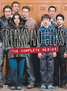 Freaks and Geeks. I can identify with every character at least once.....