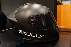 Indiegogoで大成功したバイク用ARヘルメットのSkully社が破産申請の見込み。出資者への製品出荷は絶望的 - Engadget Japanese