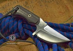 Relentless Knives M2 Viper Ironwood NON Cataloged