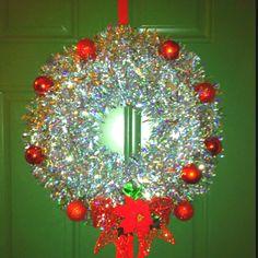 My wreath :)