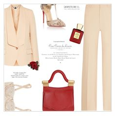 """""""*840*"""" by monazor ❤ liked on Polyvore featuring Roland Mouret, STELLA McCARTNEY, Dolce&Gabbana, Christian Louboutin, Bella Bellissima, summerstyle, womenfashion, chicoutfit, ElegantStyle and Fall2016"""
