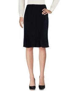 PHILOSOPHY di ALBERTA FERRETTI Women's Knee length skirt Black 10 US