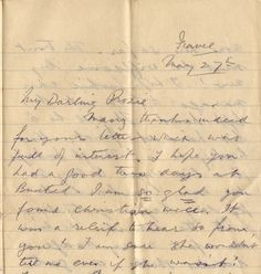The letter home penned by Fergus Bowes-Lyon (brother to the Queen Mother) from the First World War trenches. Bowes Lyon, Queen Mother, Family Genealogy, World War I, Wwi, First World, Trench, Royals, Brother