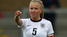 Leah Williamson scored a unique penalty for England U-19s. In an unprecedented ruling, Uefa ordered the game with Norway to restart in injury time due to a refereeing error in Saturday's first match. Trailing 2-1, England encroached at a penalty that should have been retaken. By beating Switzerland earlier on Thursday, Williamson knew she had to score for England to top their group. But the 18-year-old had to endure a five-hour wait between the end of the Switzerland game and her penalty.