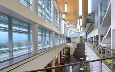 WCU Health and Human Sciences / Clark Nexsen - collaborative center
