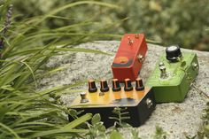 Custom Guitar Pedals