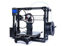 LulzBot TAZ 4 - Open source 3D Printer