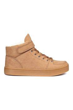 Hoge sneakers   H&M